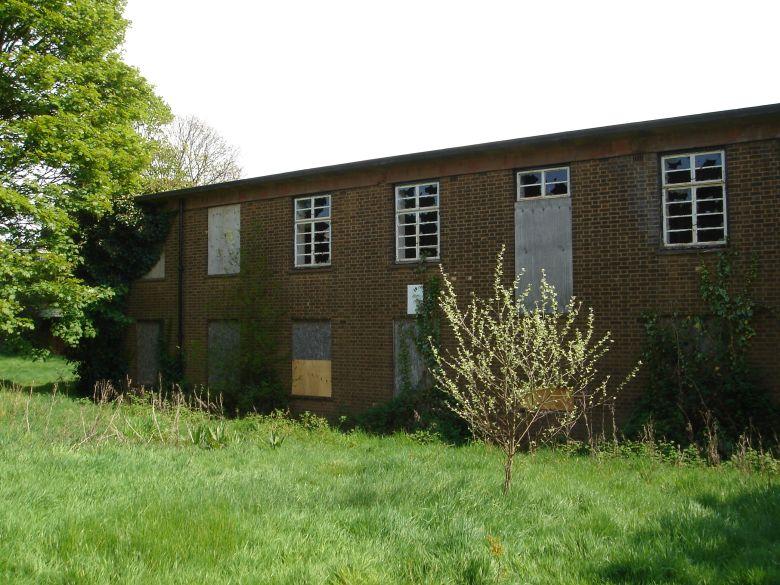 Demolition George Wimpey Fifers Lane Norwich Norfolk